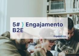 [Podcast Engajadores #5] Como melhorar o engajamento de colaboradores