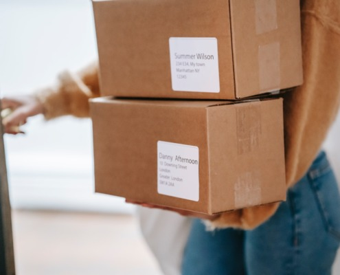 A experiência do consumidor com as entregas; LGPD e mais